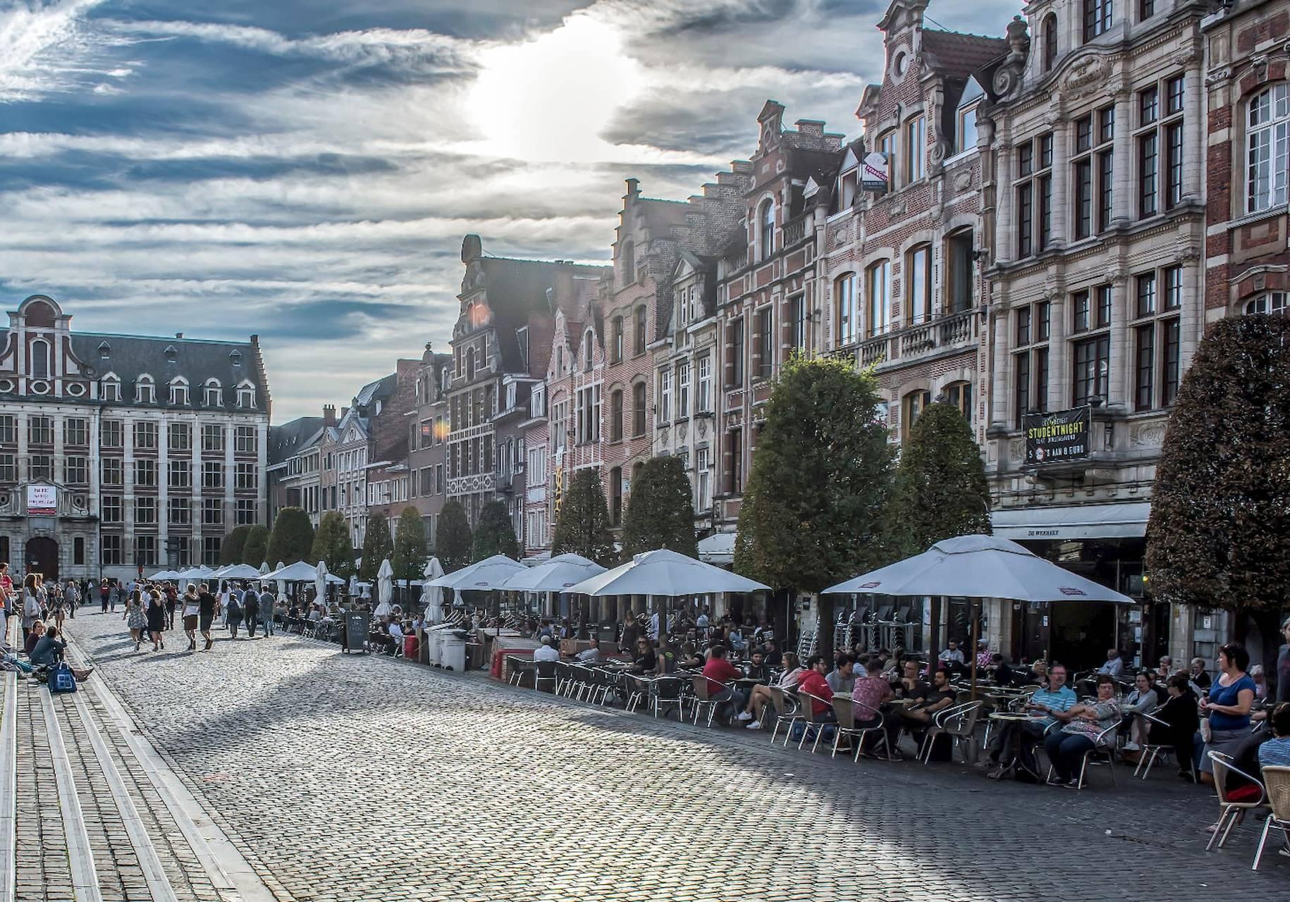 Lucid Leuven Street View Zoom
